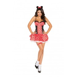 Miss Mouse Costume