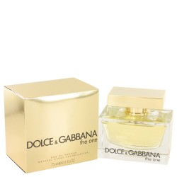 The One Perfume by Dolce and Gabbana  1.7 and 2.5 oz