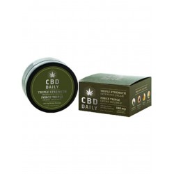 CBD Daily Triple Strength Intensive Cream