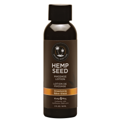 Hemp Seed Massage Lotion 2oz