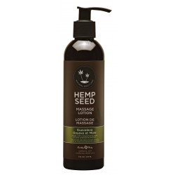 Hemp Seed Massage Lotion 8oz