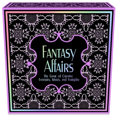 Fantasy Affairs Board Game