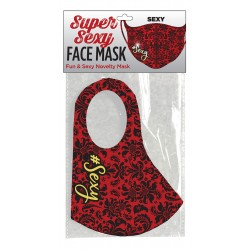 Super Sexy Face Mask