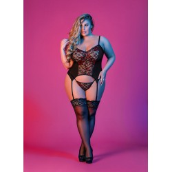 Curvy Sexy Time Merry Widow