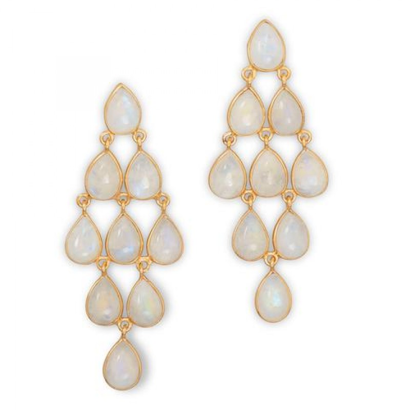 shopping versil karat new tri color yellow womens and rose dangle white earrings shop special colored polished post