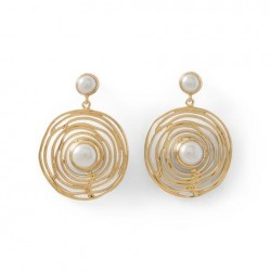 Fashion Freshwater Pearl Earrings